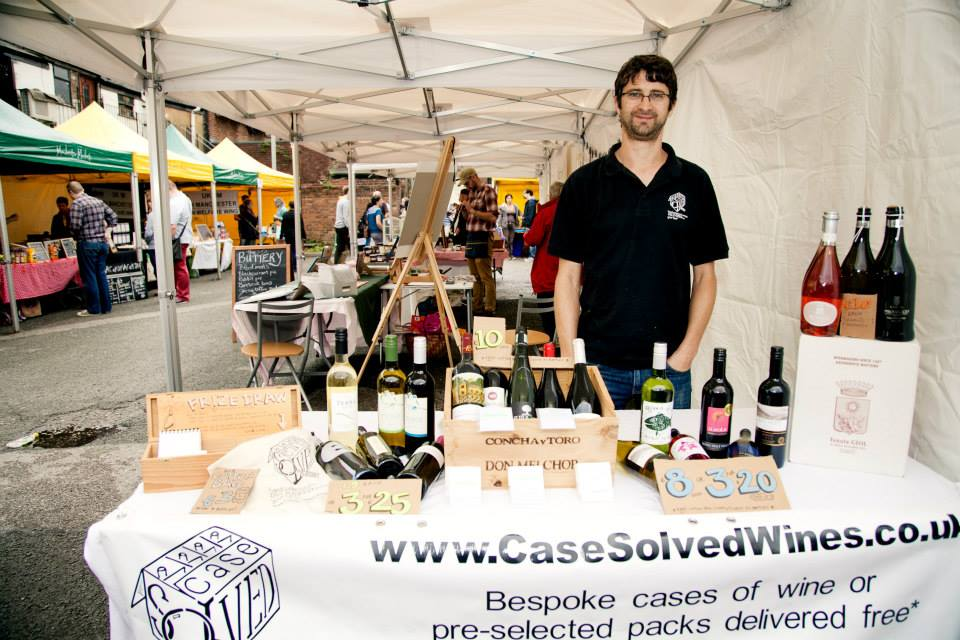 Case Solved Wines