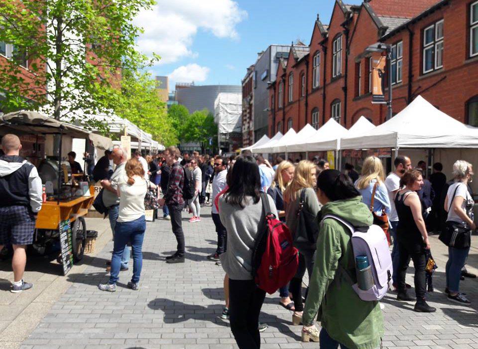 Manchester markets