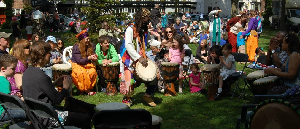 Jamtan Drumming crop