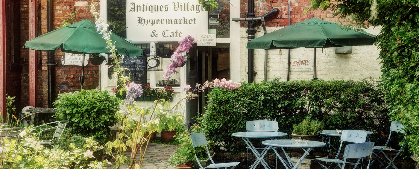 Village Tea Rooms Stockport
