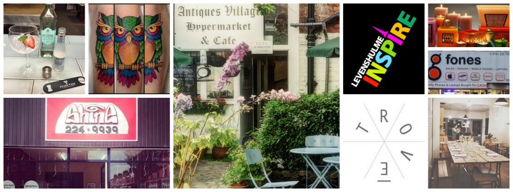 Village Tea Rooms Levenshulme