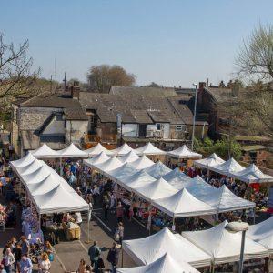 Saturday Markets in Levenshulme