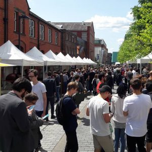 Tuesday Markets at the University of Manchester