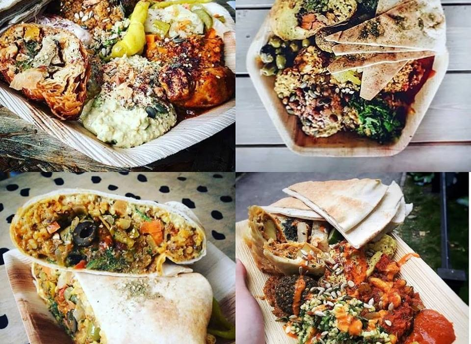 Tuesday 23rd October Uom Food Market All The Stalls