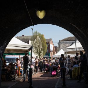 Saturday Markets in Levenshulme - Sep to Dec