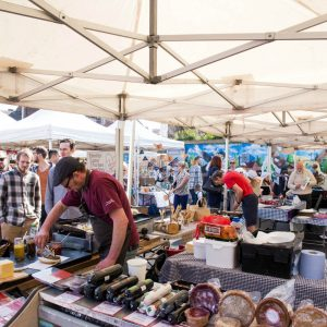Saturday Markets in Levenshulme - March to May