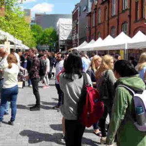 Tuesday Markets - Bridgeford Street (UoM)